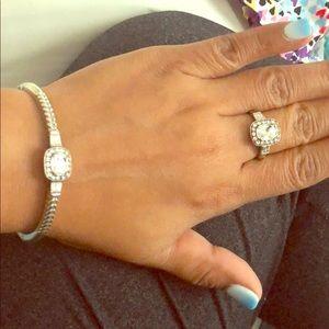 Brighton bracelet and ring